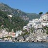 An Amalfi Coast village