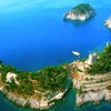The mythical Li Galli Islands, Amalfi Coast