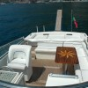 There are full amenities on board our motor-yachts