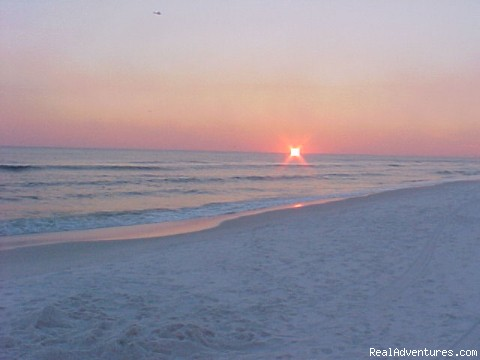 Breathtaking sunsets! - Florida Beach Vacation Condo Rental by owner