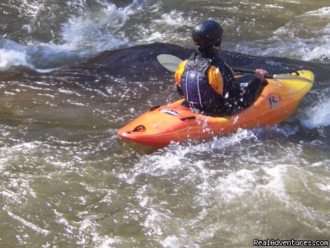 Whitewater Rafting on Cheoah - Your Smoky Mountain Vacation Solution