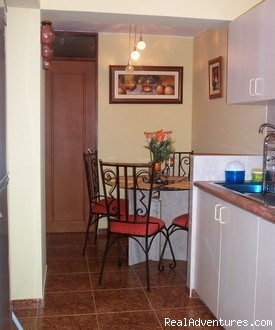 KITCHEN -  Exclusive 2 Bedroom Apt 1 Block From Larcomar