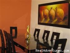DINING ROOM   -  Exclusive 2 Bedroom Apt 1 Block From Larcomar
