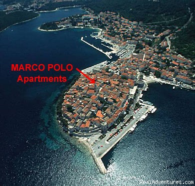 Korcula Apartments Marco Polo