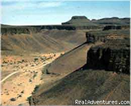 Discover natural and special places - Desert 4x4 tours in Mauritania