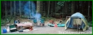 Campsite - Camping Vacations for Families and Friends