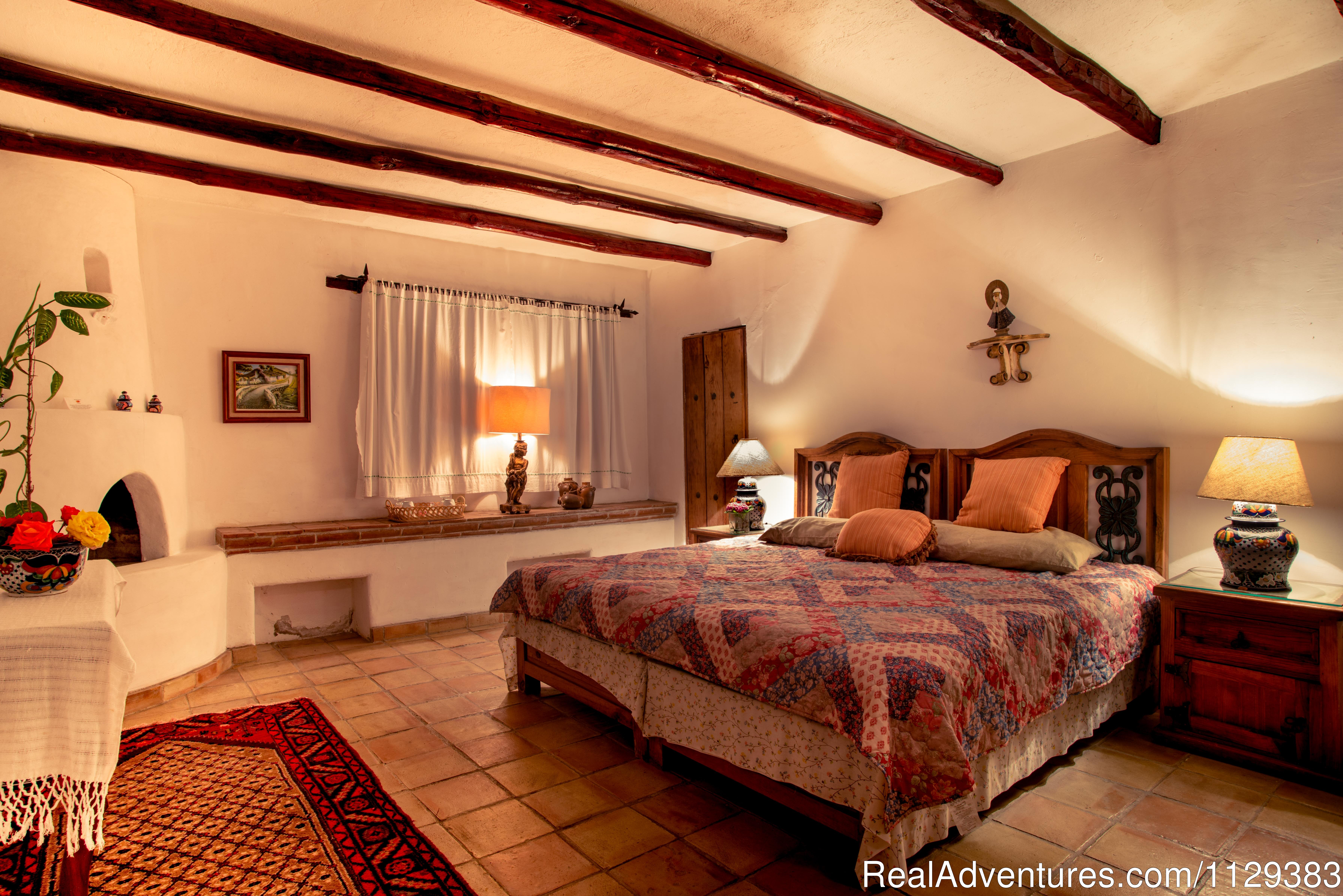 Stone Suite | Image #11/22 | Mexican Home Cooking School boutique accommodation