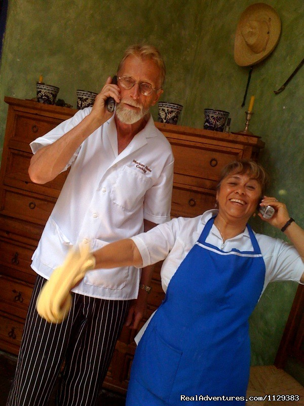 Give us a call - come and cook with us. | Image #22/22 | Mexican Home Cooking School boutique accommodation