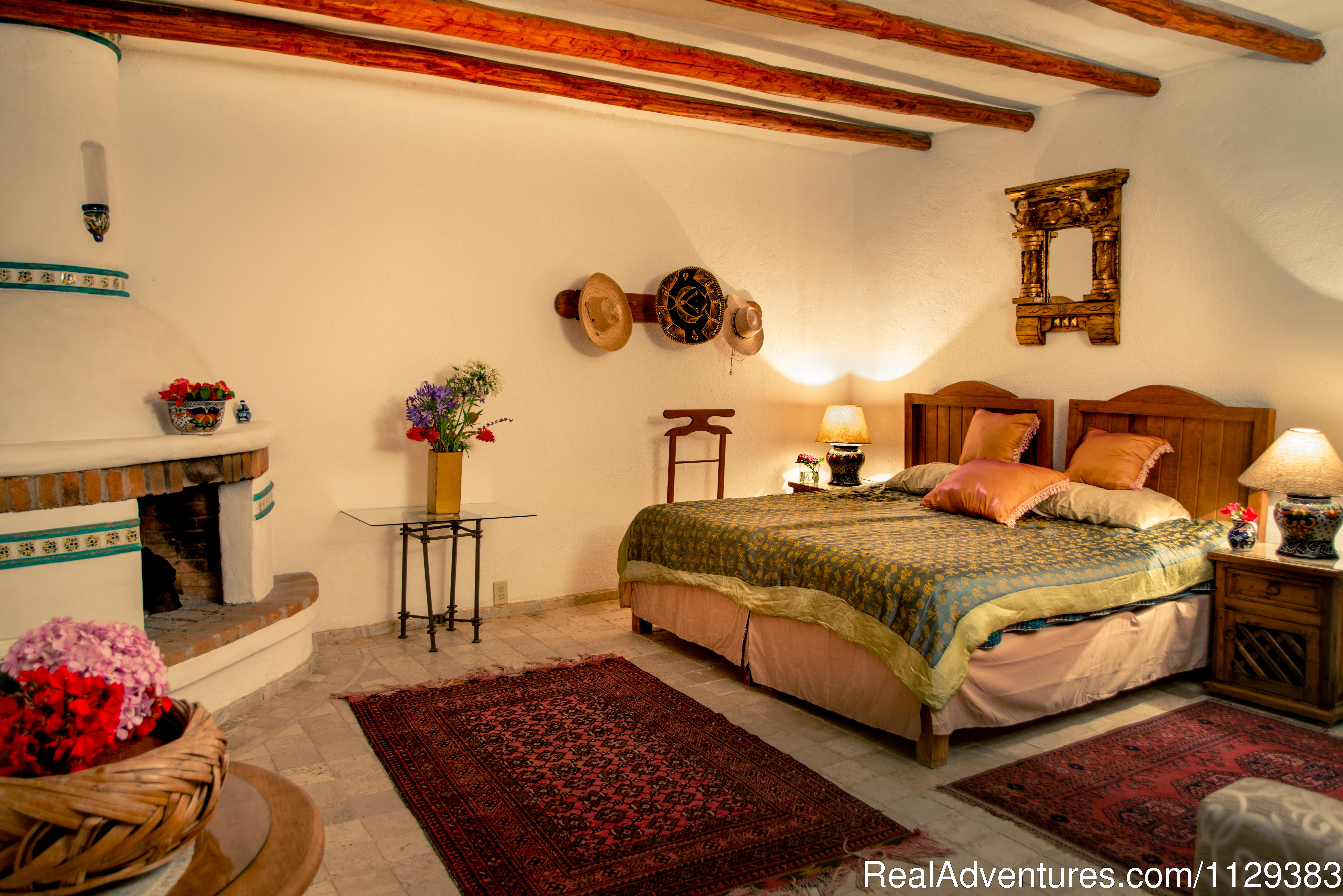 The Blue Room | Image #13/22 | Mexican Home Cooking School boutique accommodation