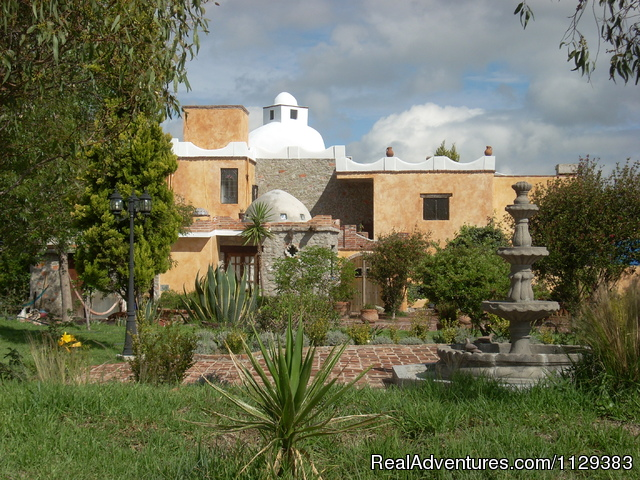 La Malinche Volcano - Mexican Home Cooking School boutique accommodation