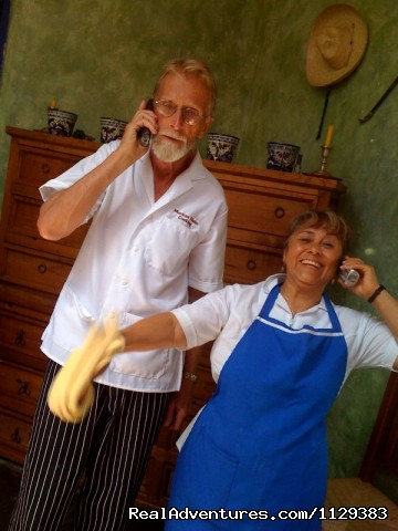 Give us a call and come and cook (#21 of 25) - Mexican Home Cooking School and Romantic B & B