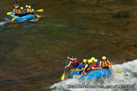 Image #8 of 26 - BC Rafting with Riverside Adventures