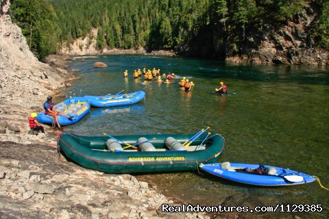 Image #13 of 26 - BC Rafting with Riverside Adventures