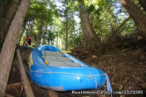 - BC Rafting with Riverside Adventures