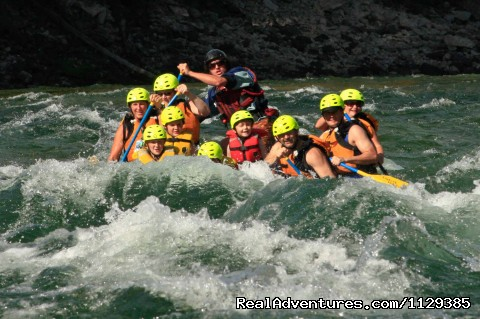 Image #19 of 26 - BC Rafting with Riverside Adventures