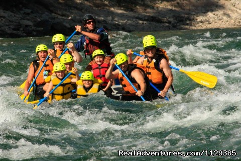 Image #20 of 26 - BC Rafting with Riverside Adventures