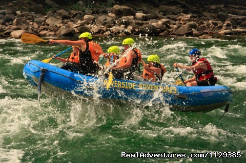 Image #25 of 26 - BC Rafting with Riverside Adventures