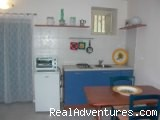 the kitchen - Apartment In Siracusa,sicily