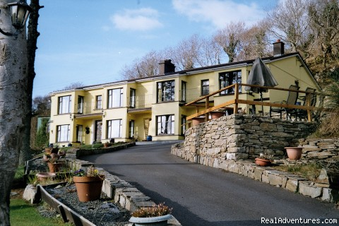 Joyces waterloo House - Joyces Waterloo House- Clifden Self-Catering