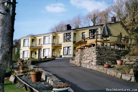 Joyces waterloo House - Joyces Waterloo House- Clifden Self-Catering