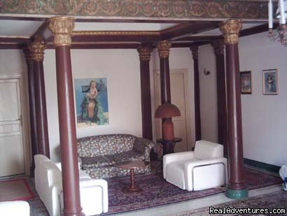 Charming apartment in the center of Palermo in beautiful Sicily.