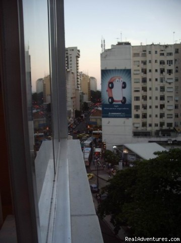 Window View (#17 of 18) - Copacabana 1 bedroom