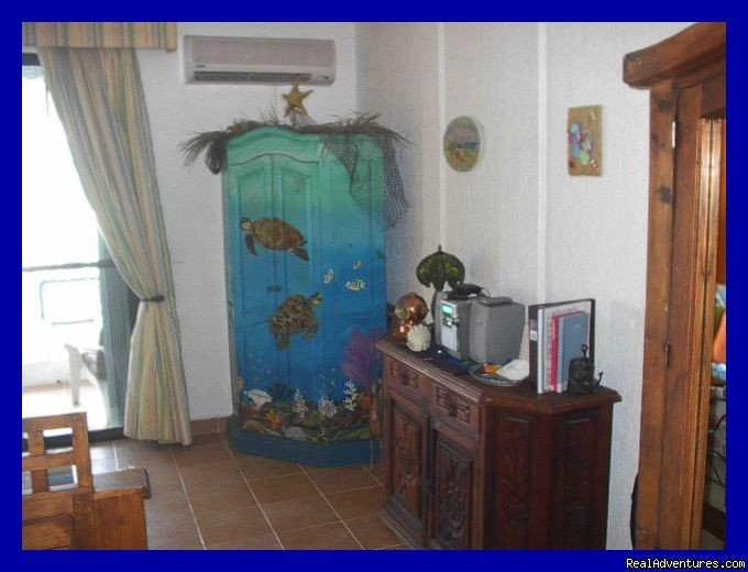 Image #8/9 | Playa del Carmen Condo Vacation Rental Casita Azul