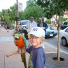 ON THE STREETS OF MANITOU SPRINGS