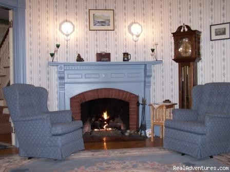 Parlor - Aysgarth Station B&B
