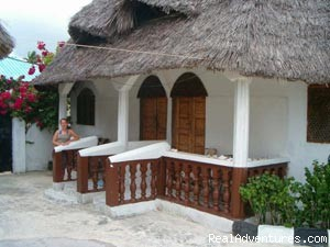 - Shehe Bungalows-Jambiani-Zanzibar