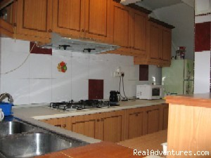 My Kitchen - Alex Guest House Kuala Lumpur