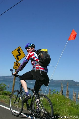 Cycling Oregon's Coast - Sustainable Bicycle Tours in Hawaii, Oregon, Cali