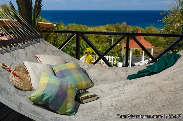 Hammock with a view - Villa Capri for retreats, wedding, birthday, group