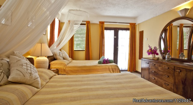 Room Mango - Villa Capri for retreats, wedding, birthday, group