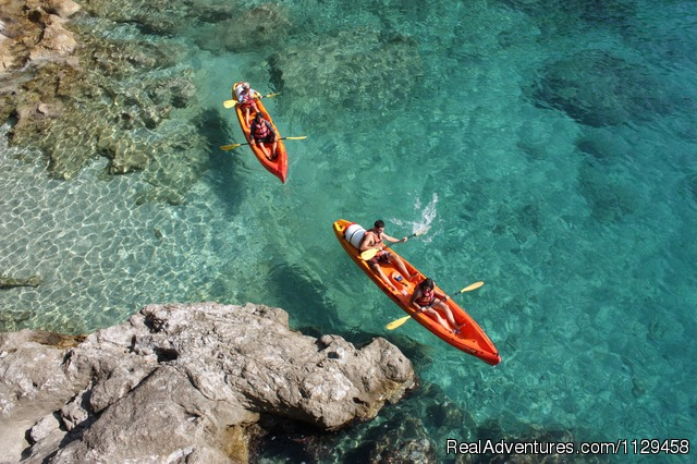 Dubrovnik City Walls Sea Kayaking & Snorkeling