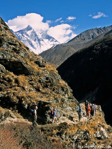 Everest Trail (#2 of 4) - Everest Hiking-Trekking Tours