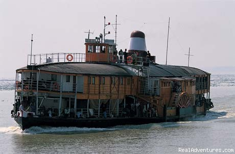 Historical Padle Steamer - Golden Bengal Tours (Tour operator)