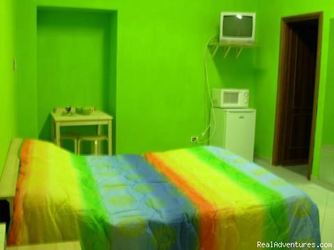 The Green Room - Week end in the Caput Mundi
