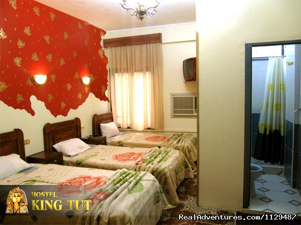 - ( king tut hostel ) Hostel in Cairo Egypt hostels