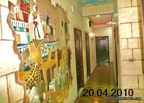 Coradoor In King Tut Hostel - ( king tut hostel ) Hostel in Cairo Egypt hostels