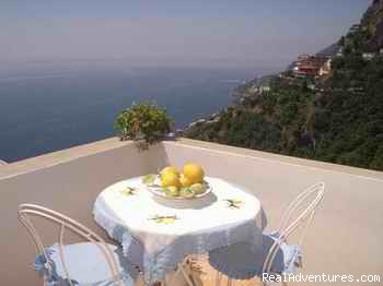 Amalfi,indipendent house with sea view