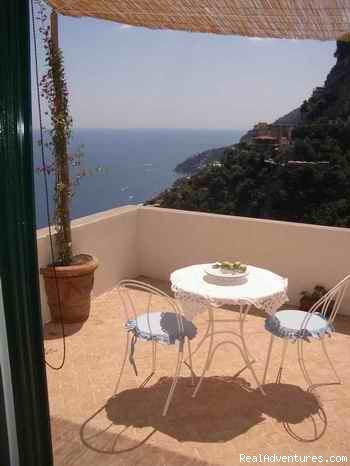 terrace (#2 of 4) - Amalfi,indipendent house with sea view