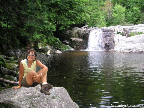 Affordable Guided Hiking & Kayaking Vacations Killington, Vermont Hiking & Trekking