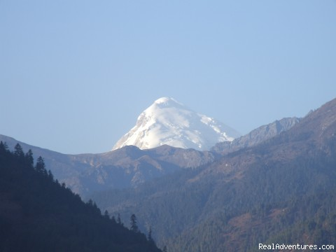 Mt. Jhomolhari (#1 of 9) - Bhutan Bigfoot Trekkers