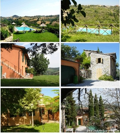 Holiday home in the heart of Italy (Umbria)