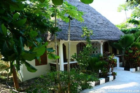 Mbuyuni Beach Village-Jambiani - Zanzibar