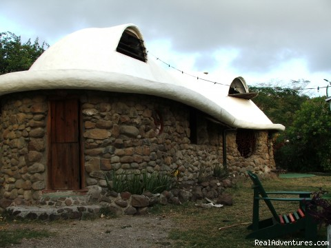 The Round House. A unique building - Bogles Round House- Carriacou, Grenada
