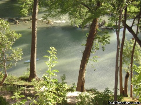 Gruene River Condo on the Guadalupe River  - A1Vacation New Braunfels, Luxury Homes in Texas