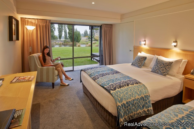Hotel Studio Room - Edgewater -Lake Wanaka