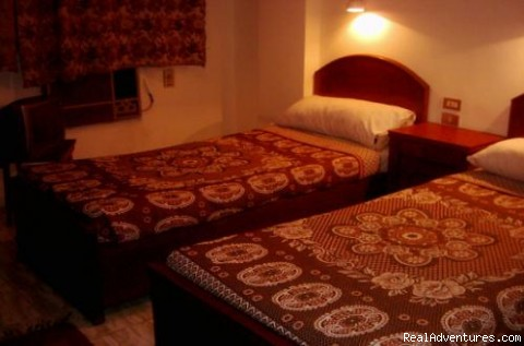 Our Rooms - Memnon Hotel